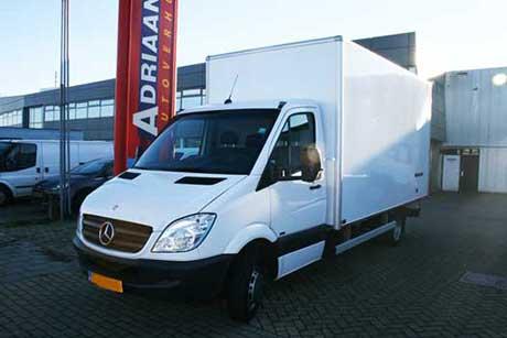 Bakwagen - Mercedes 513