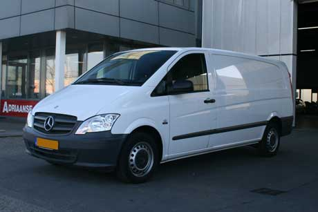 Mercedes Vito Extra Verlengd